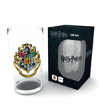 Harry Potter Pint Glass Crest