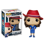 Marvel Agent Carter POP! Marvel Vinyl Bobble-Head Agent Carter 9 cm