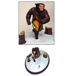 Marvel Premier Collection PVC Statue Wolverine 23 cm