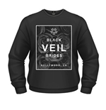 Black Veil Brides Sweatshirt Black Box