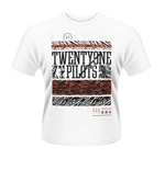 TWENTY-ONE Pilots T-shirt Athletic Stack