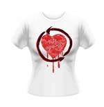 Rise Against T-shirt Rough Heart