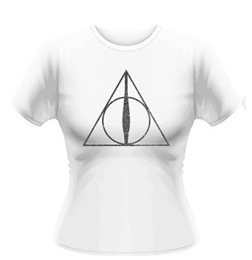 Harry Potter T-shirt Deathly Hallows Symbol