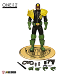 Judge Dredd Action Figure 1/12 Judge Dredd 17 cm