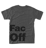 Factory 251 T-shirt Fac Off (GREY)