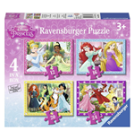 Princess Disney Puzzles 200750