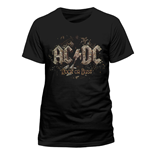 AC/DC T-shirt - Rock Or Bust
