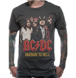 AC/DC T-shirt - Highway To Hell Photo