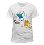 Adventure Time T-shirt - Radio