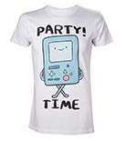 Adventure Time - Party Time T-shirt (Unisex)