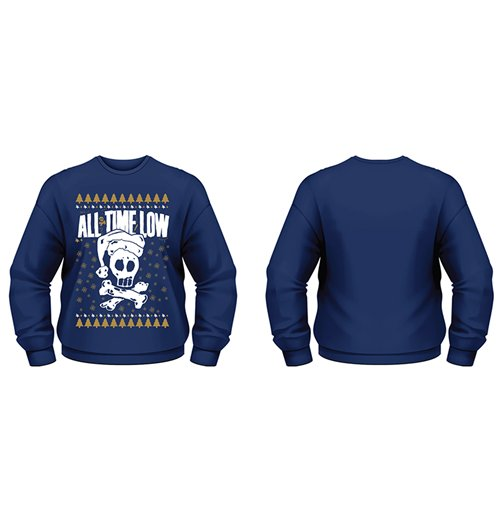 All Time Low Sweatshirt 201728