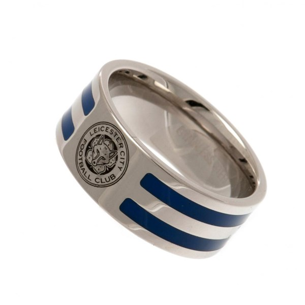 Leicester City F.C. Colour Stripe Ring Large
