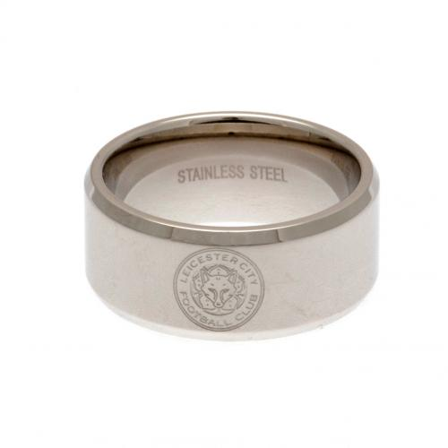 Leicester City F.C. Band Ring Large
