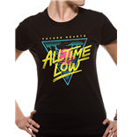 All Time Low T-shirt - Future Hearts