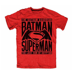 Batman vs Superman T-shirt 202984