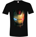 The Avengers T-shirt - Iron Man Helmet