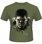 The Avengers T-shirt - Age Of Ultron - Hulk Face