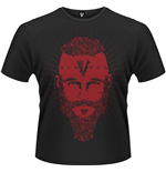 Vikings T-shirt - Ragnar Face