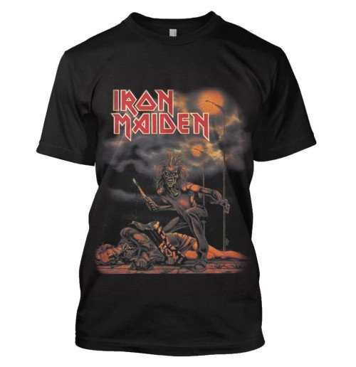 Iron Maiden T-shirt - Sanctuary