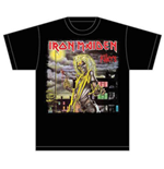 Iron Maiden T-shirt - Killers Cover