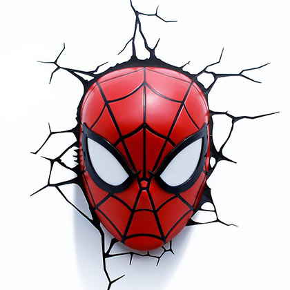 SPIDERMAN 3D Night Light