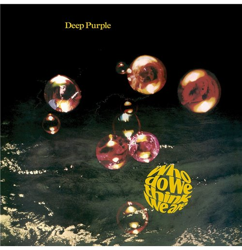 Vynil Deep Purple - Who Do We Think We Are