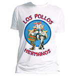 Breaking Bad T-shirt - Los Pollos Hermanos
