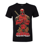 Deadpool T-shirt 204953