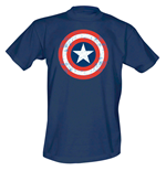Captain America T-shirt 205019