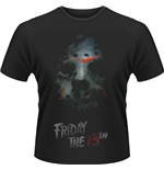 Friday the 13th T-shirt - Mask