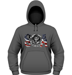 Sons of Anarchy Hoodie - Flag