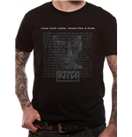 Nine Inch Nails T-shirt - Head