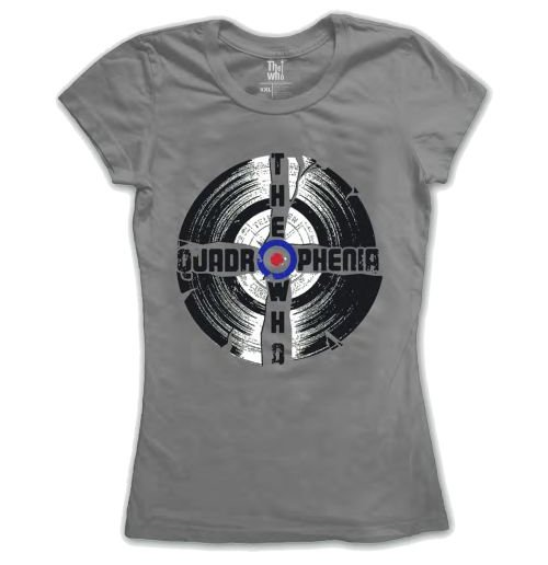 The Who T-shirt 205898
