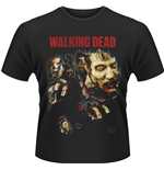 The Walking Dead T-shirt - Zombies Ripped