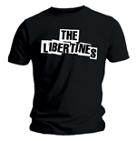 The Libertines T-shirt 206029