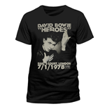 David Bowie T-shirt 206526