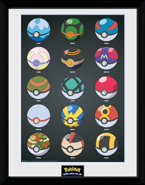 Pokemon Pokeballs Images