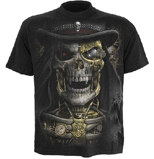 Steam Punk T-shirt 208600