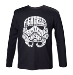 Star Wars Long sleeves T-shirt Black Storm Trooper (Kids)