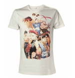 Street Fighter T-shirt 208687
