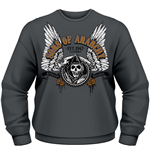Sons of Anarchy Sweatshirt - Winged Reaper