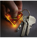 Superman Keychain - Light Up