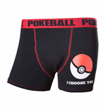 Pokémon Boxer shorts - Poke Ball