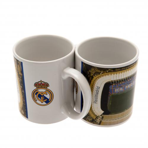 Real Madrid F.C. Mug SD