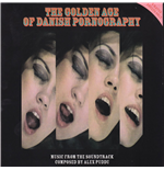 Vynil Alex Puddu - The Golden Age Of Danish Pornography