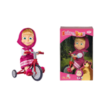 Masha and the Bear Toy - Masha on tricycle 12 cm