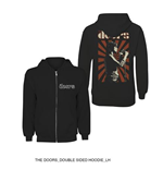 The Doors Sweatshirt - Lizard King Black