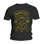Mumford And Sons T-shirt 210445