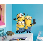 Despicable me - Minions Wall Stickers 210493