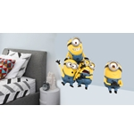 Despicable me - Minions Wall Stickers Finger In Eye